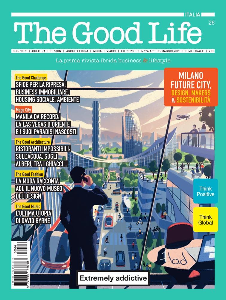 杂志 The Good Life - Blog BertO