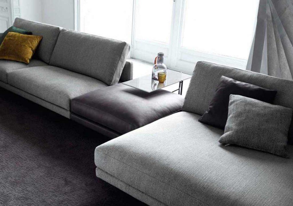 Berto Salotti沙发为您的家居装饰2