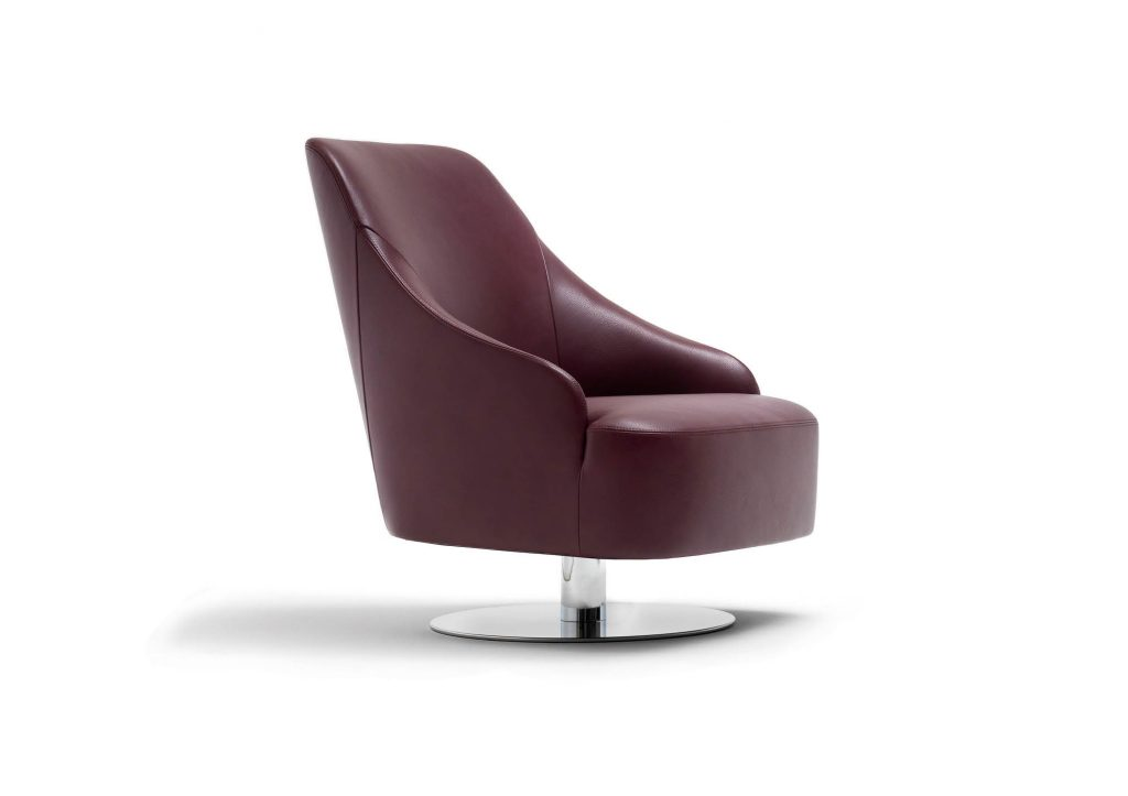 扶手椅BertO Emilia,设计城堡Castello Lagravinese工作室在2020年米兰设计电影节上实现