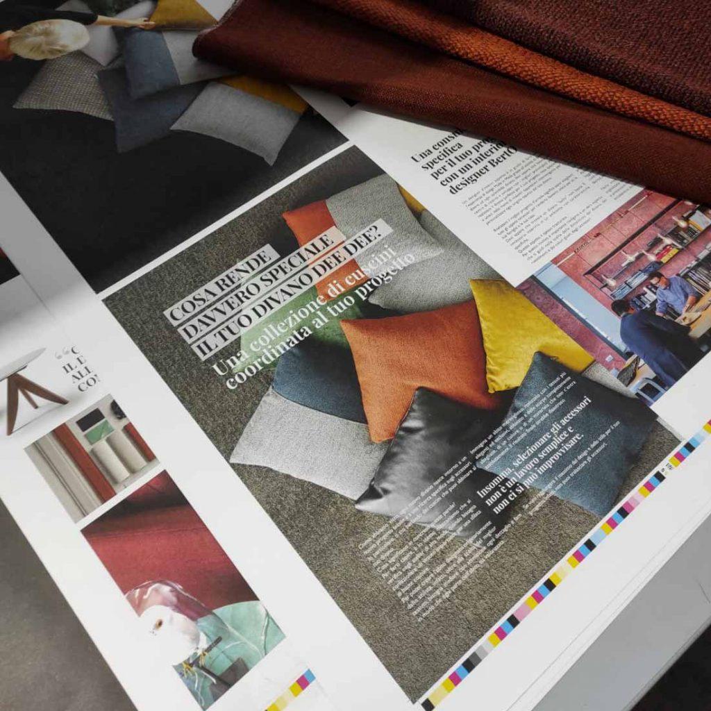 BertoBillboard诞生了-BertO的官方杂志,在Meda的梦想设计。